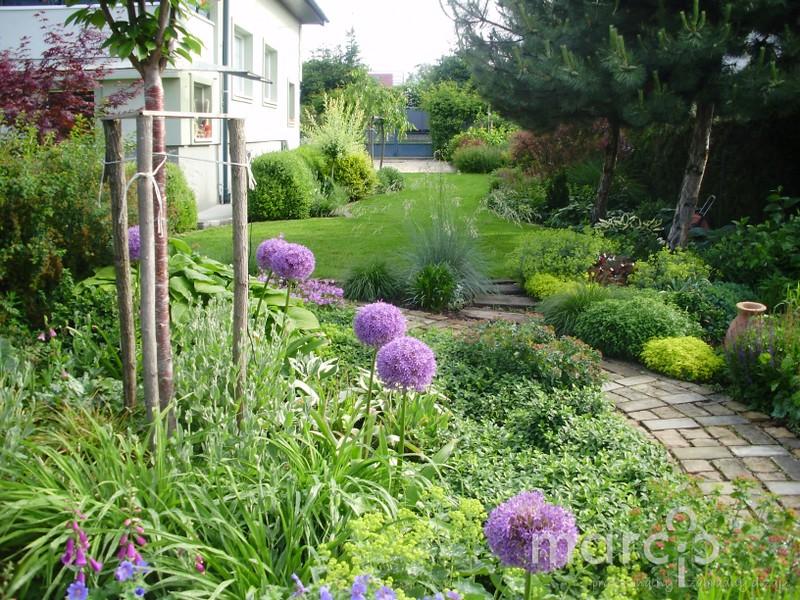 Marcizahrada for The garden design sk